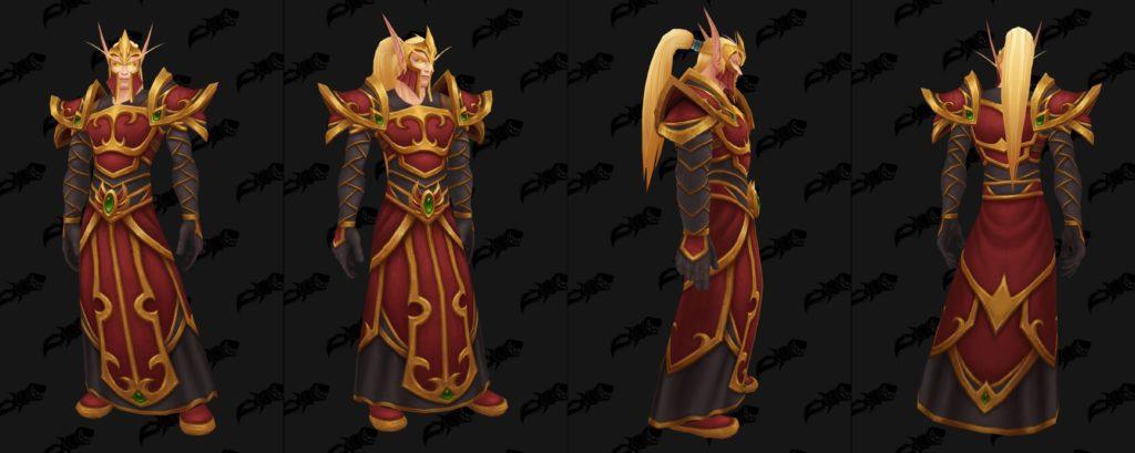 Warcraft 3 ünitesi olan Spell Breaker'a benziyor olması muhteşem