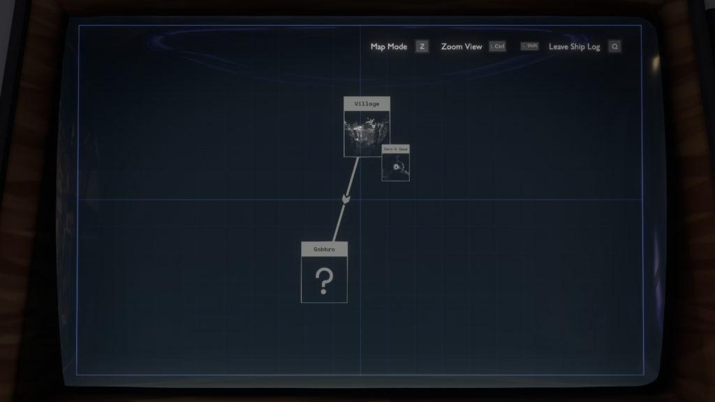 Outer Wilds içinde aldığımız görevler bilgisayar logları olarak karşımıza çıkıyor
