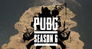PUBG Sezon 6