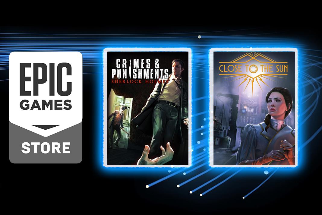 Epic Games Store Oyunları | Sherlock Holmes ve Close to ...