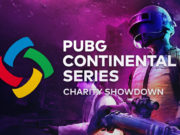 PUBG Continental Series Charity Showdown