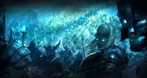 Shadowlands Scourge İstilası