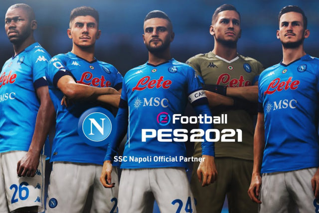 Konami SSC Napoli