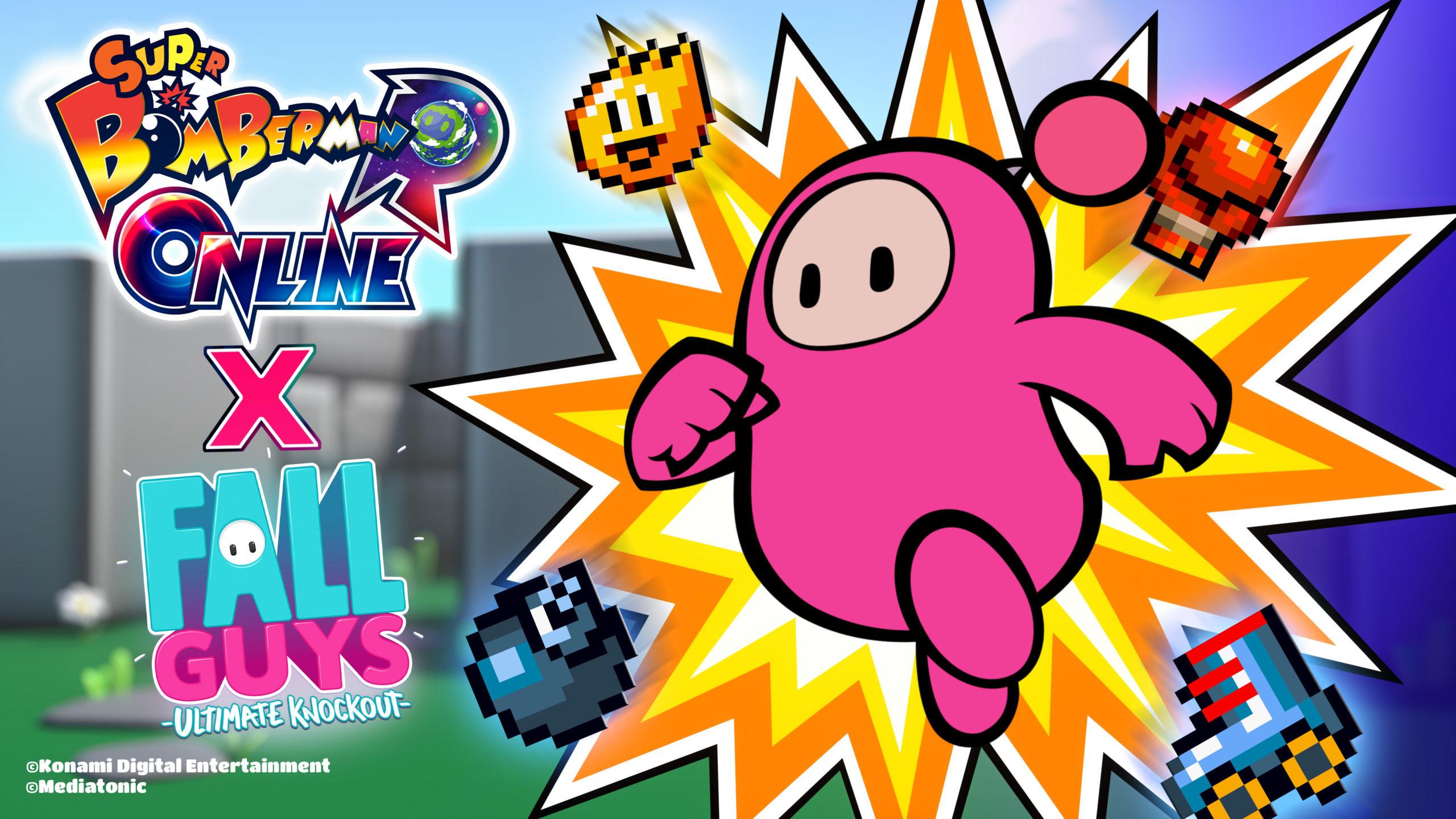 """""""Bean Bomber"""" Super Bomberman R Online'a giriyor"""