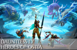 Dauntless Heroes of Ostia