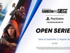 Rainbow Six Siege Playstation Tournaments