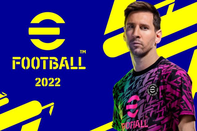 Konami eFootball 2022