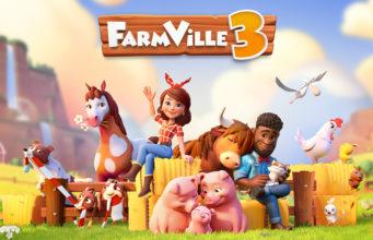 Zynga FarmVille 3