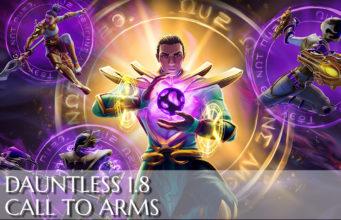 Dauntless 1.8 | Call to Arms