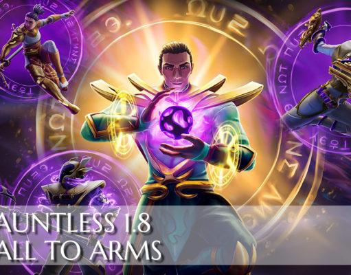 Dauntless 1.8   Call to Arms